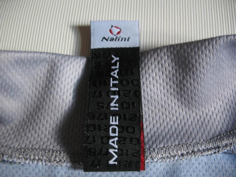 Веломайка NALINI active sleeveless jersey (размер М) - 5