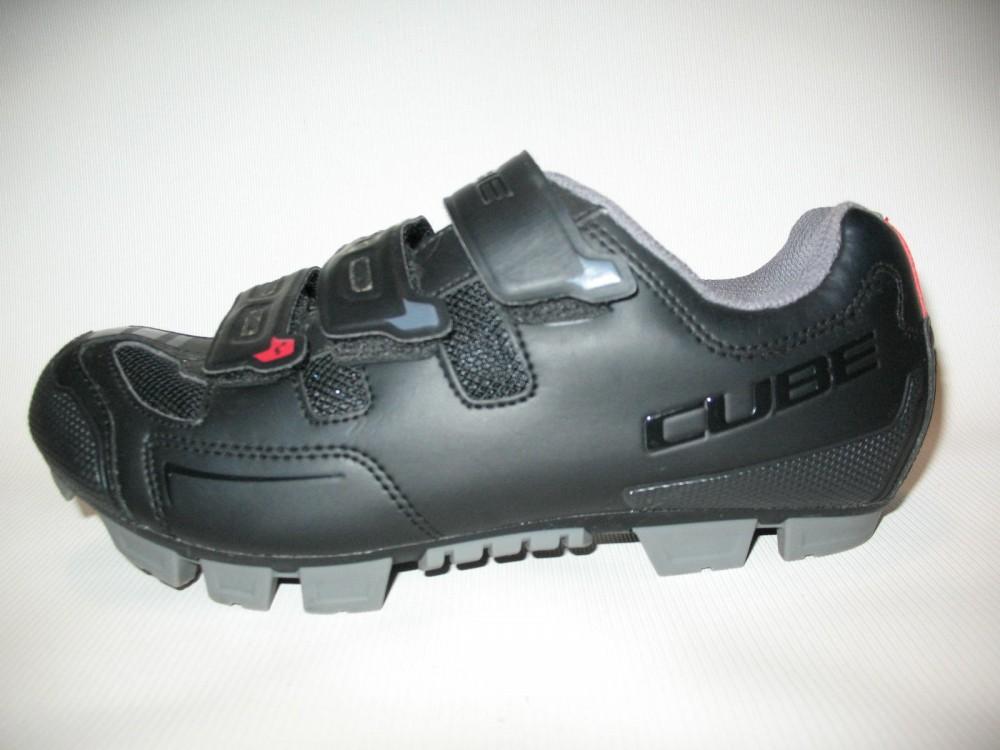 Велотуфли CUBE mtb cmpt shoes (размер US6,5/EU39(на стопу до 245 mm)) - 2