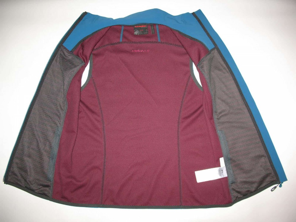 Жилет MAMMUT ultimate SO vest lady (размер M) - 8