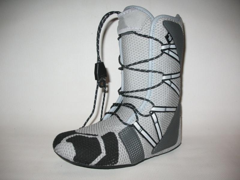 Ботинки  NORTHWAVE Topaz snowboard boots lady  (размер USl8/USм7/EU39(на стопу до 250mm)) - 7