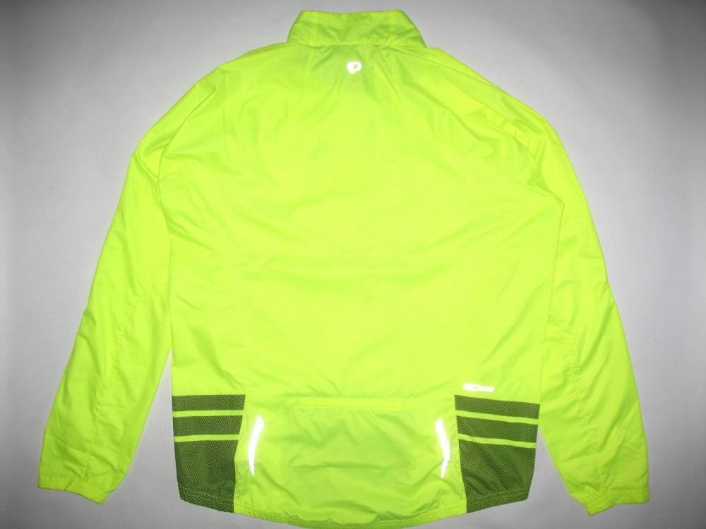 Велокуртка PEARL IZUMI elite barrier ultralight jacket (размер XXL) - 3