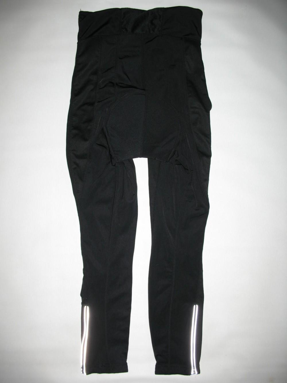 Велобрюки CRANE windstopper bib cycling pants (размер unisex S) - 1