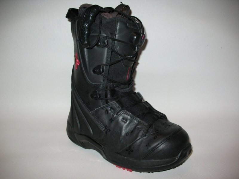 Ботинки SALOMON   optima lady  (размер US6, 5/UK5/EU38 (240 mm)) - 4