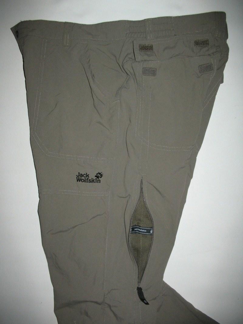 Штаны JACK WOLFSKIN Mosquito Safari Pants  (размер 34/50/L)) - 10
