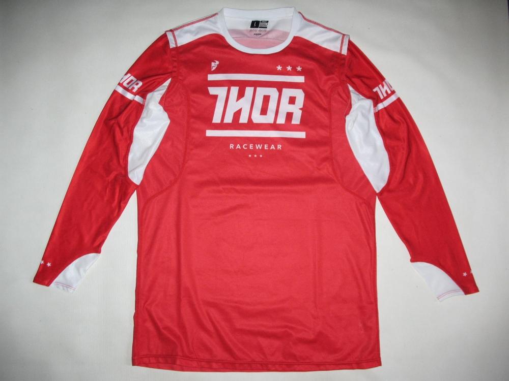 Продам джерси Велоджерси THOR prime fit squad moto/DH jersey (размер L) - 2