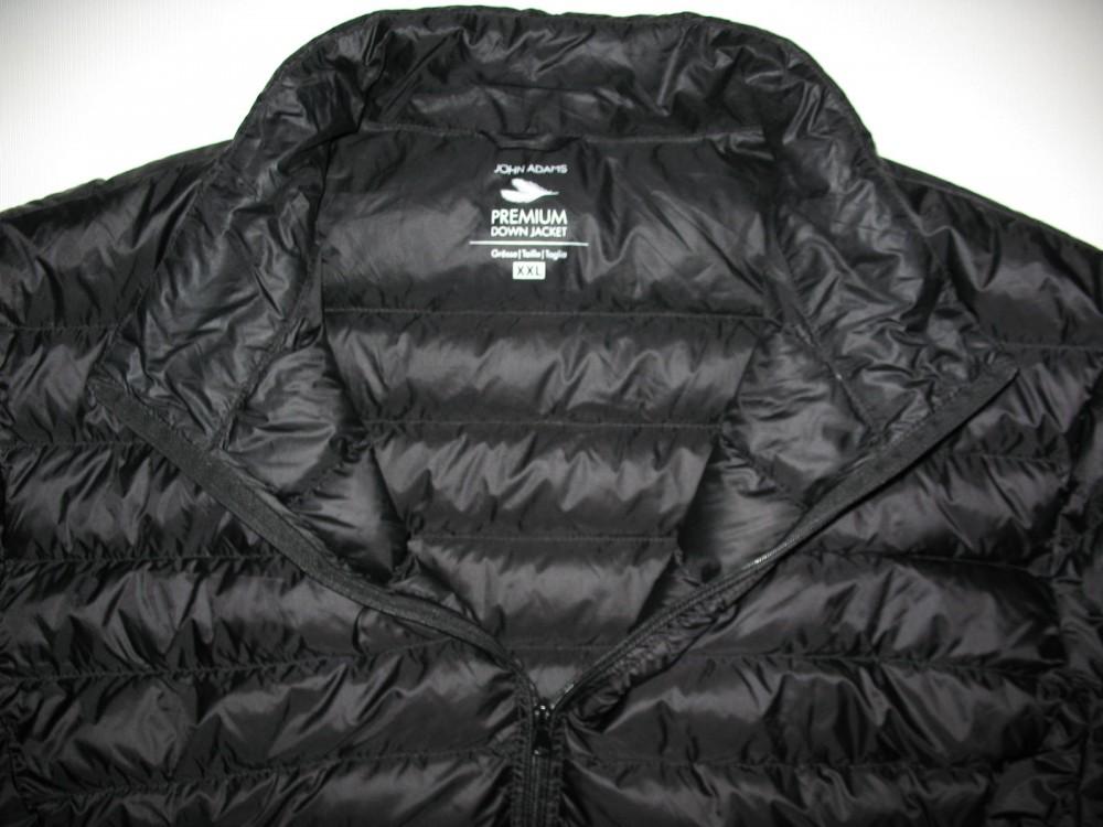 Куртка JOHN ADAMS premium down jacket (размер XL) - 3