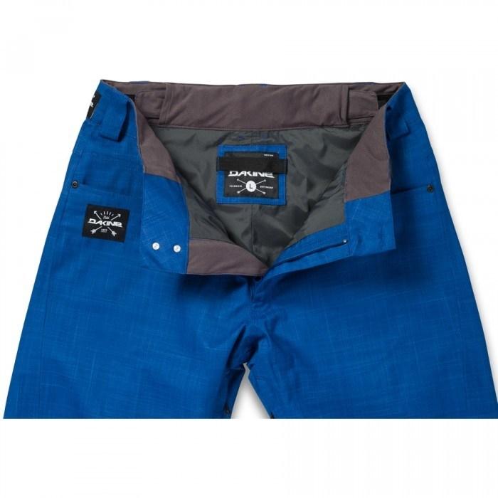 Штаны DAKINE Miner deep blue ski/snowboard pants (размер L) - 2