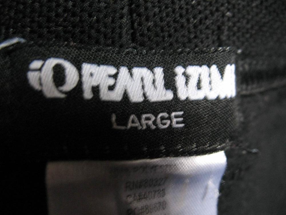 Брюки PEARL IZUMI run/bike pants (размер L) - 6