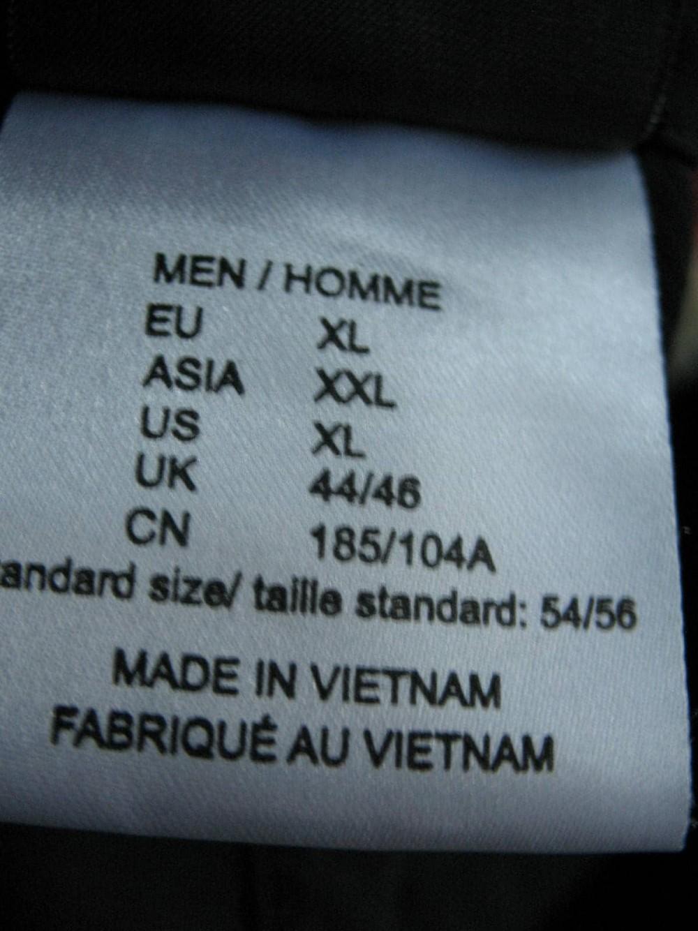 Жилет JACK WOLFSKIN activate softshell vest (размер XL)* - 10