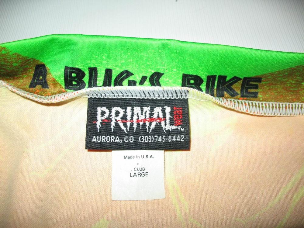Веломайка PRIMAL wear jersey (размер L/XL) - 3