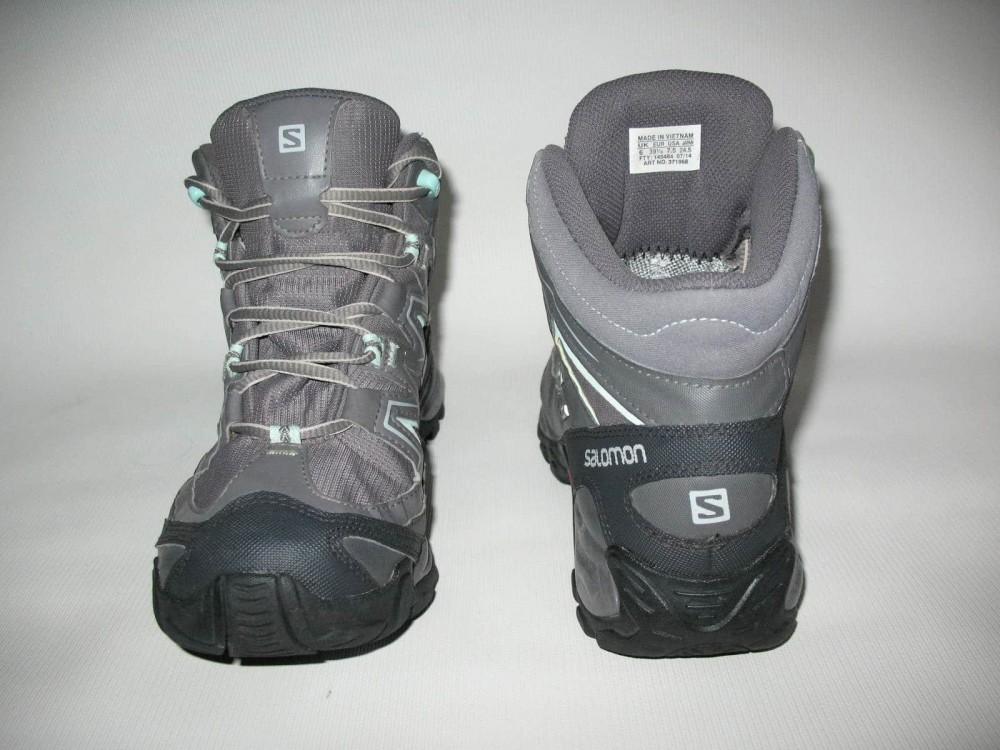 Кроссовки SALOMON gtx boots lady (размер US7,5/UK6/EU39,5(на стопу до 245 mm)) - 5