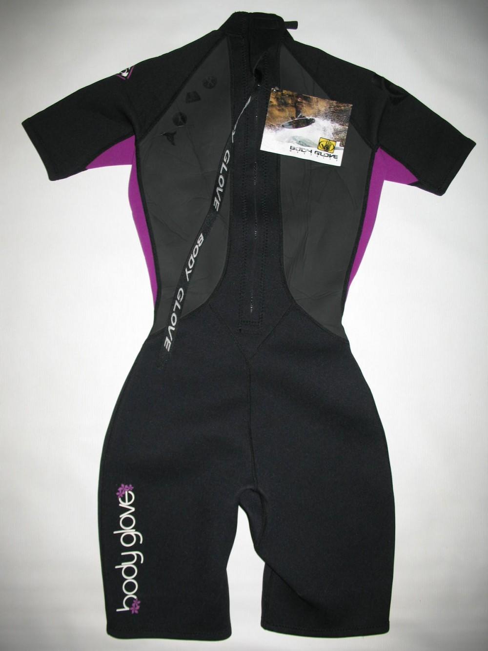 Гидрокостюм BODY GLOVE pro 3 shorty springsuit lady (размер 5/6(рост157-163см/вес50-53кг)) - 2