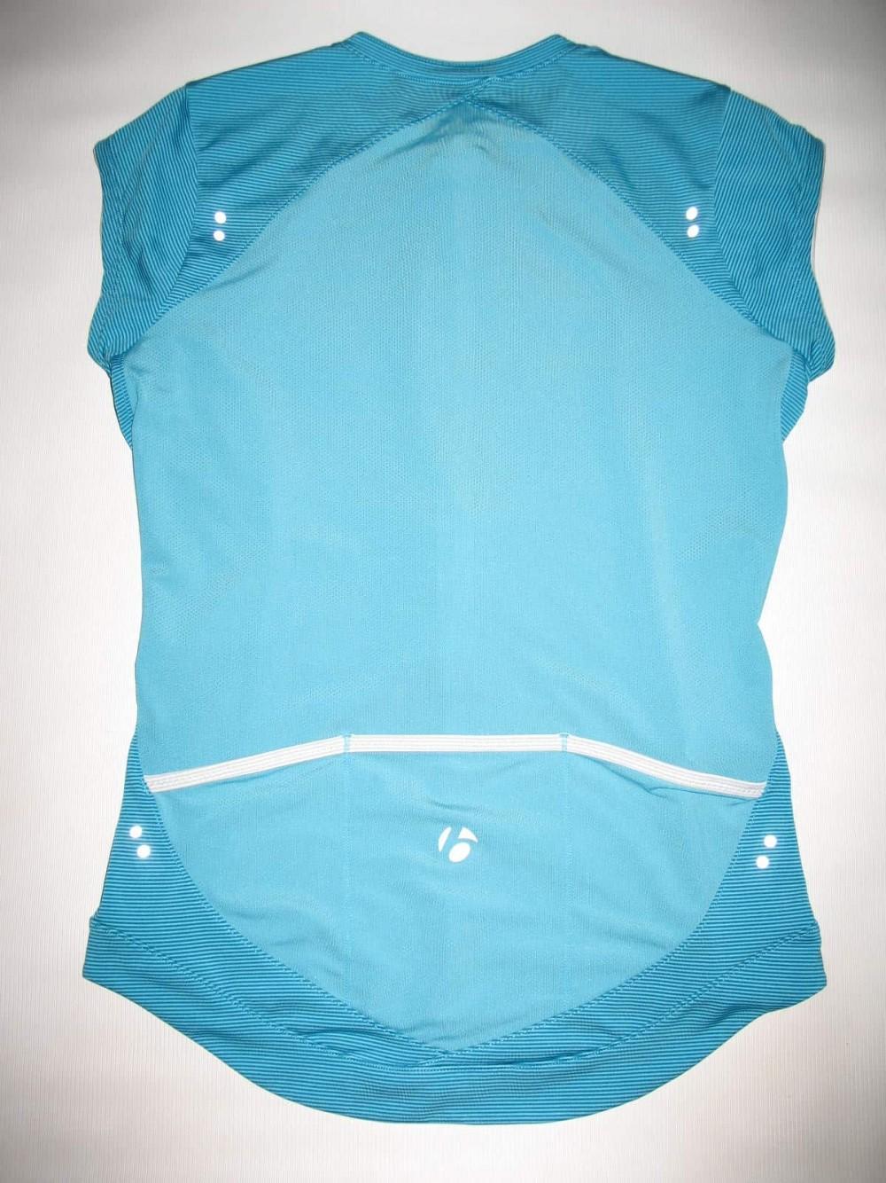 Веломайка BONTRAGER vella cycling jersey lady (размер M) - 1