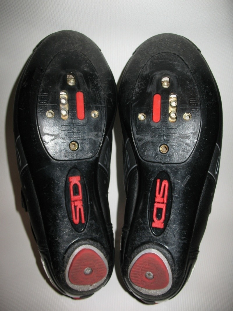 Велотуфли SIDI giau road+mtb shoes  (размер EU41(250-255mm)) - 6