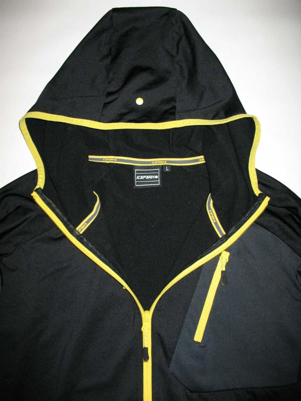 Кофта ICEPEAK fleece hoody (размер 52/L) - 3
