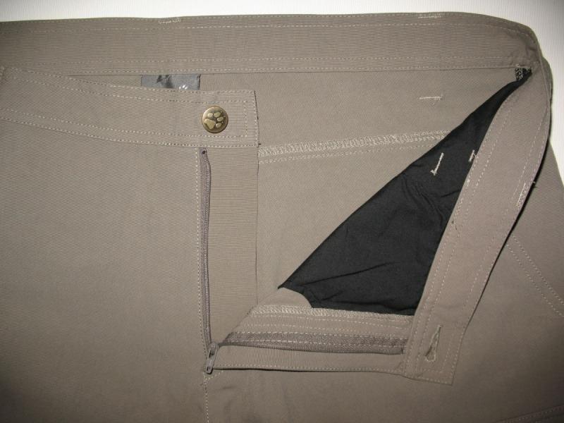 Шорты JACK WOLFSKIN rock shorts (размер 54-XL/XXL) - 5