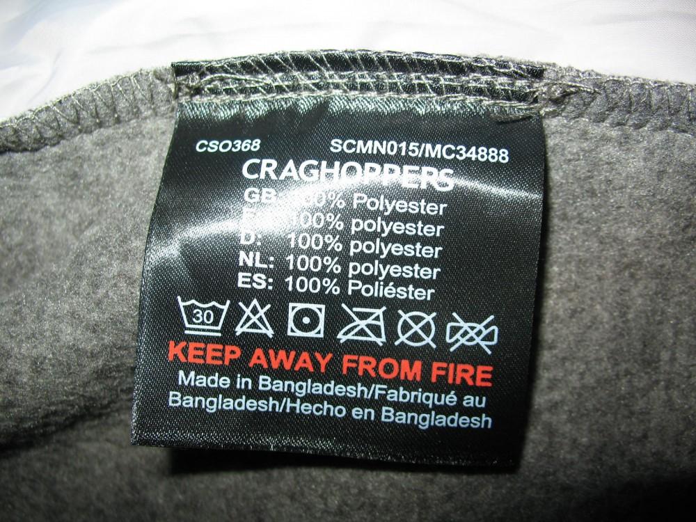 Куртка CRAGHOPPERS monto hybrid jacket (размер XL/XXL) - 7