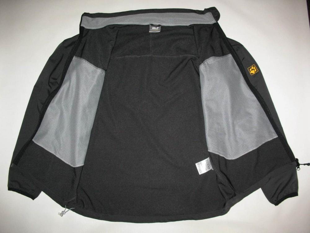 Куртка JACK WOLFSKIN atmosphere softshell jacket (размер XL) - 5