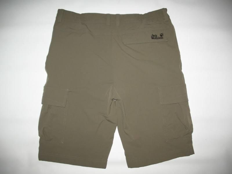 Шорты JACK WOLFSKIN Activate Shorts (размер 52-L/XL) - 1