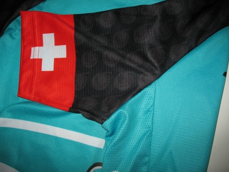 Футболка GSG vesto bike jersey (размер M/S) - 7