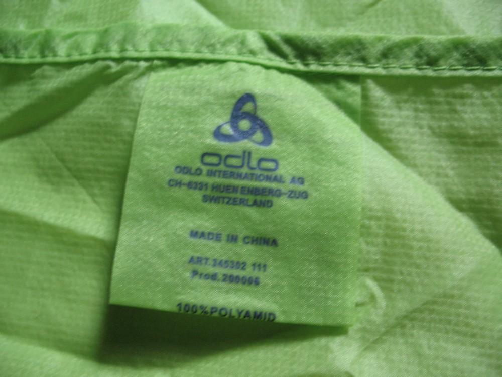 Куртка ODLO ultralight race jacket (размер L) - 10