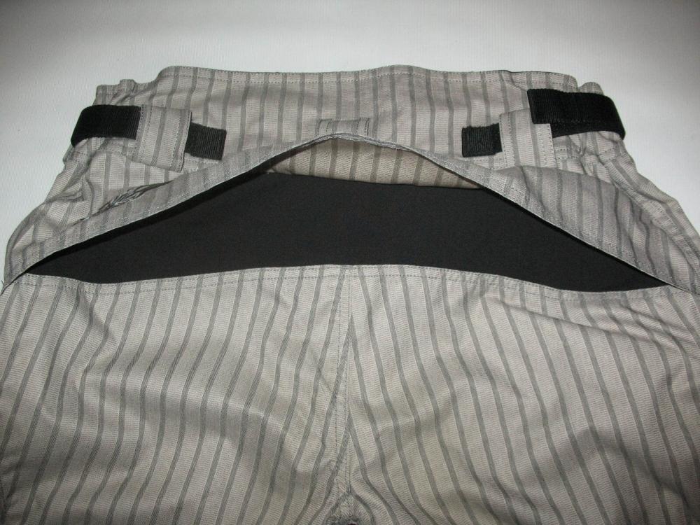 Шорты PLATZANGST mtb DH shorts (размер M) - 8