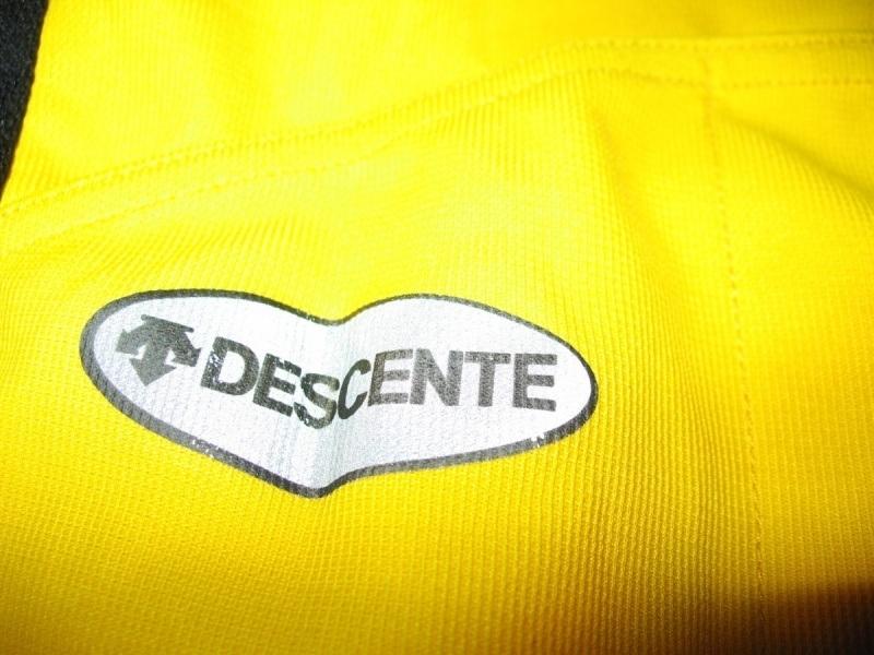 Футболка DESCENTE ecoliers (размер S) - 7