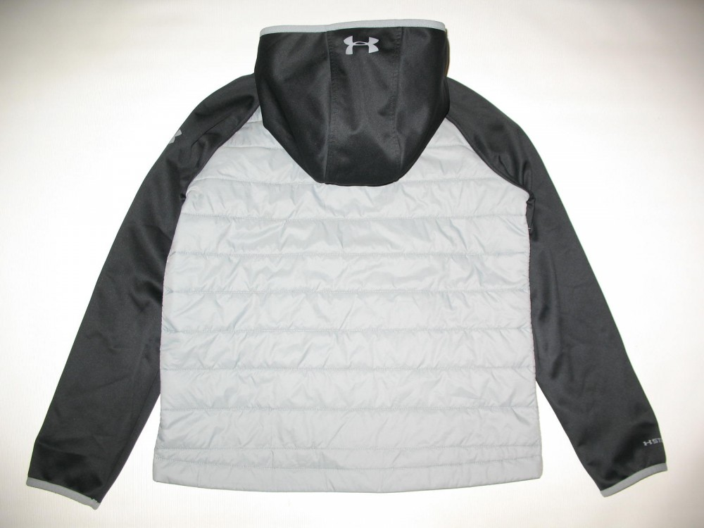 Куртка UNDER ARMOUR storm coldgear infrared werewolf jacket lady/boys (размер young XL(lady M/S)) - 3