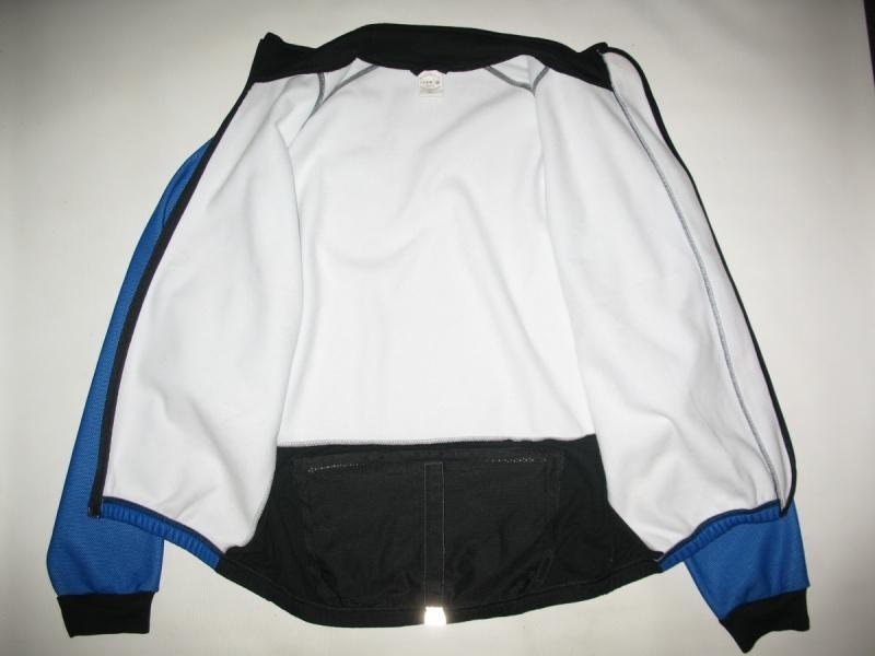 Велокуртка ITEK windtex jacket (размер XXL) - 6