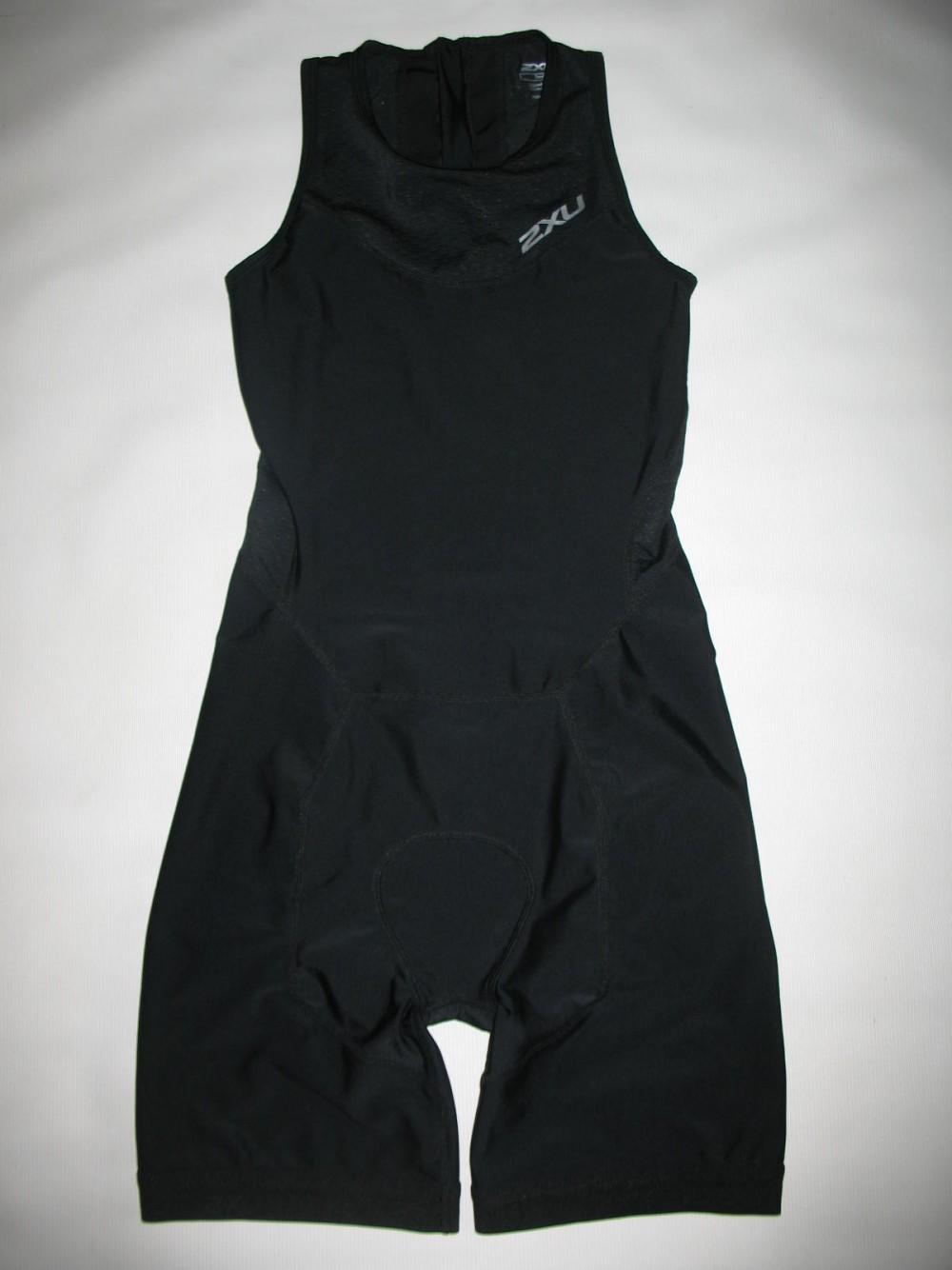 Костюм для триатлона 2XU perform trisuit lady (размер S) - 4