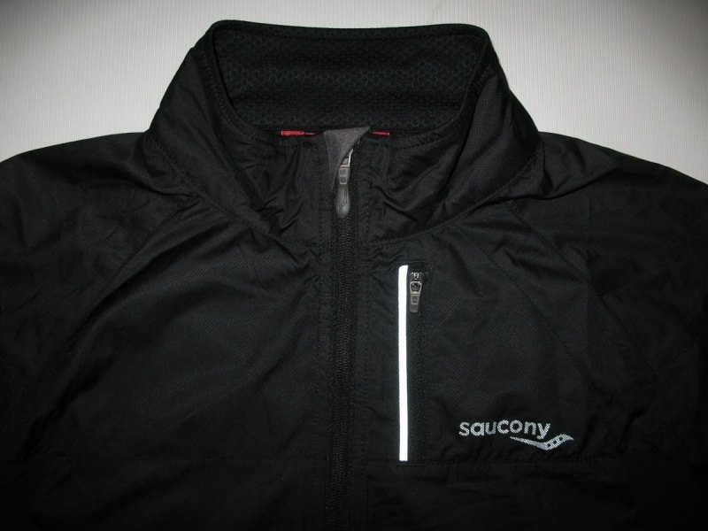 Куртка SAUCONY light running jacket (размер S/M) - 2