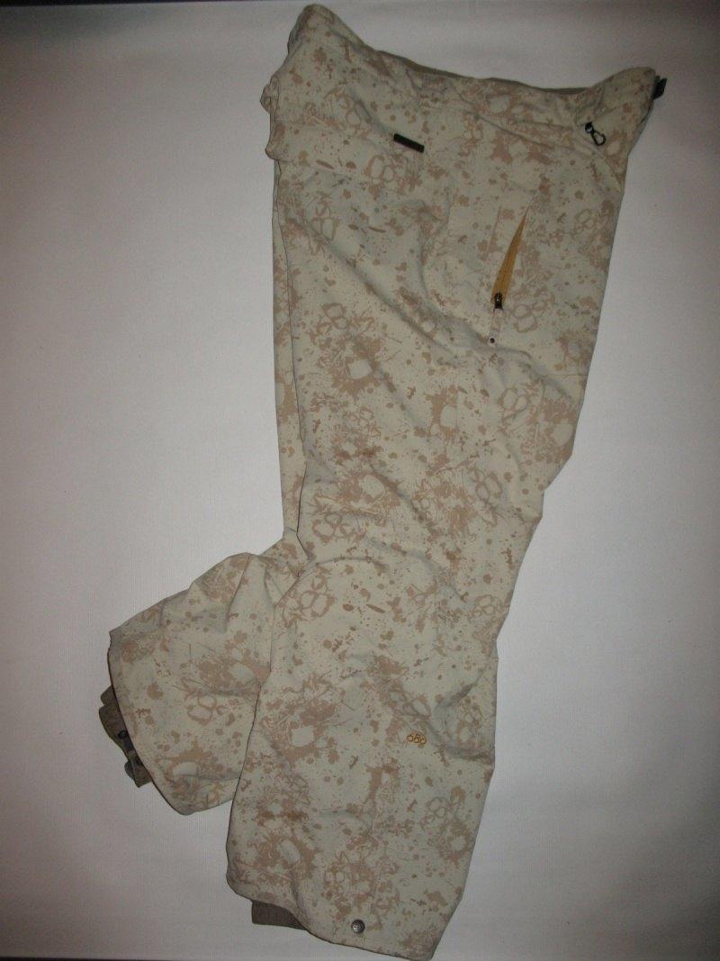 Штаны 686 Mannual Scull  pants  (размер XL) - 5
