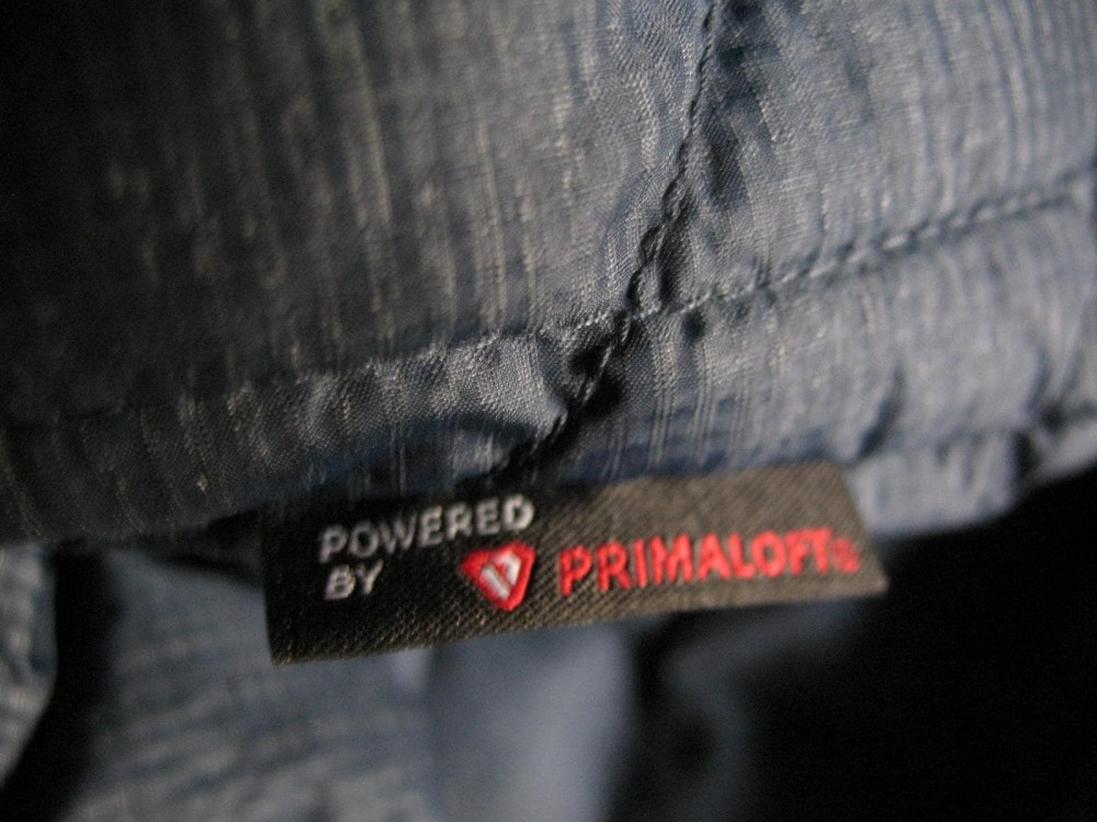 Куртка THE NORTH FACE thermoball jacket (размер L) - 14