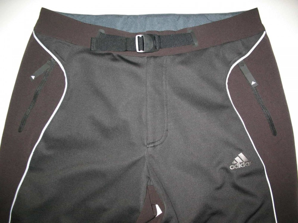 Штаны ADIDAS windstopper softshell pants (размер 50/L) - 4