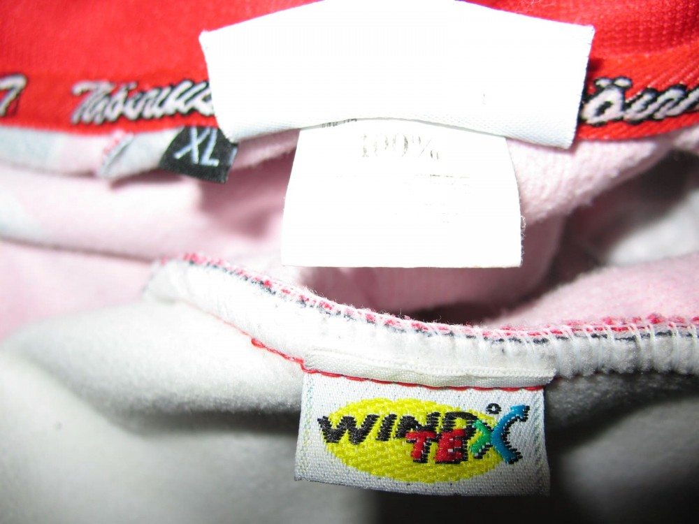 Велокуртка THOMUS windtex bike jacket (размер XL) - 4