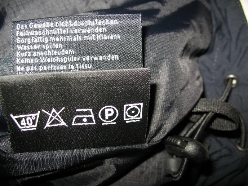 Куртка SALEWA gtx jacket   (размер S) - 9
