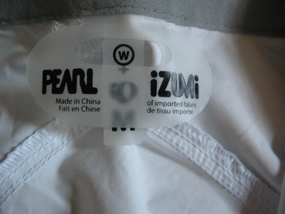 Куртка PEARL IZUMI run/cycling jacket lady (размер M) - 10