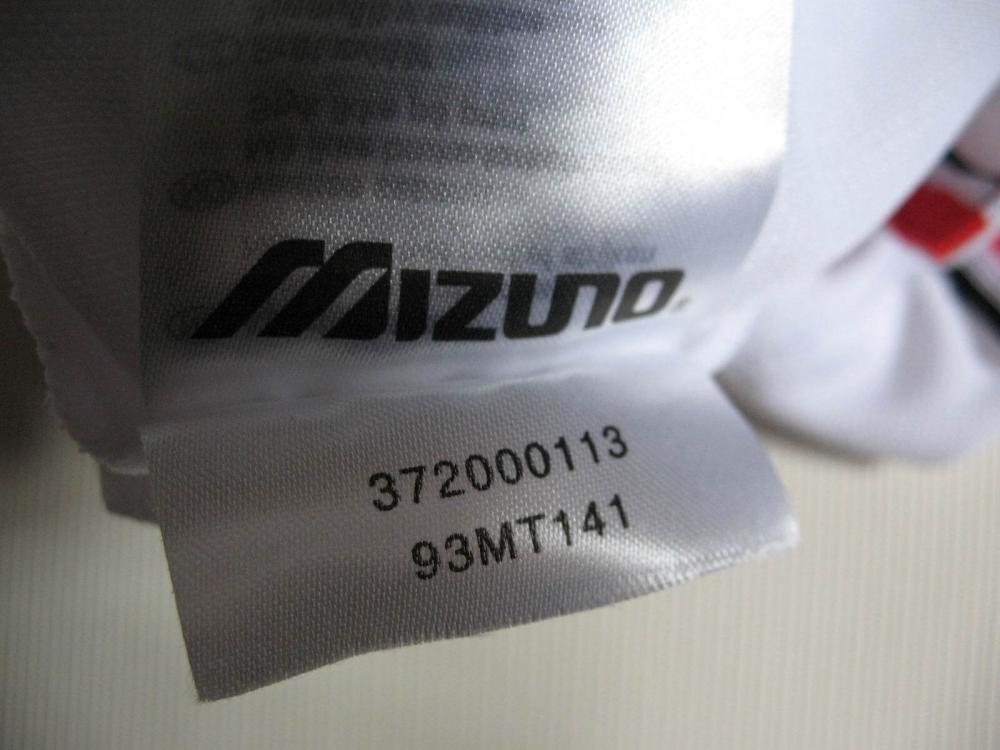 Футболка MIZUNO  Drylite Ice Touch Pique Golf Shirt (размер L) - 8