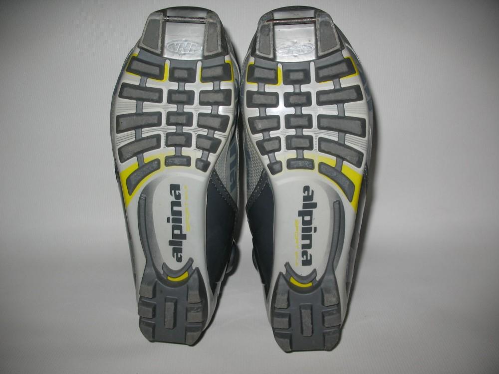 Ботинки ALPINA sr40 cross country ski boots (размер EU41(на стопу до 255 mm)) - 8