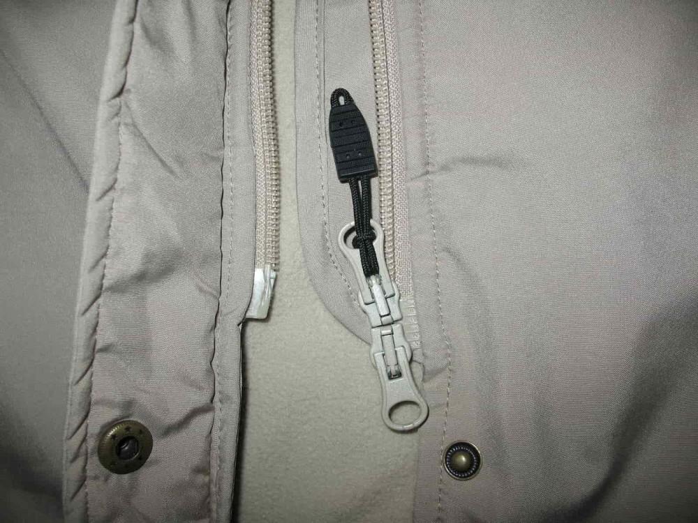 Куртка VAUDE softshell coat lady (размер 42/L-XL) - 10