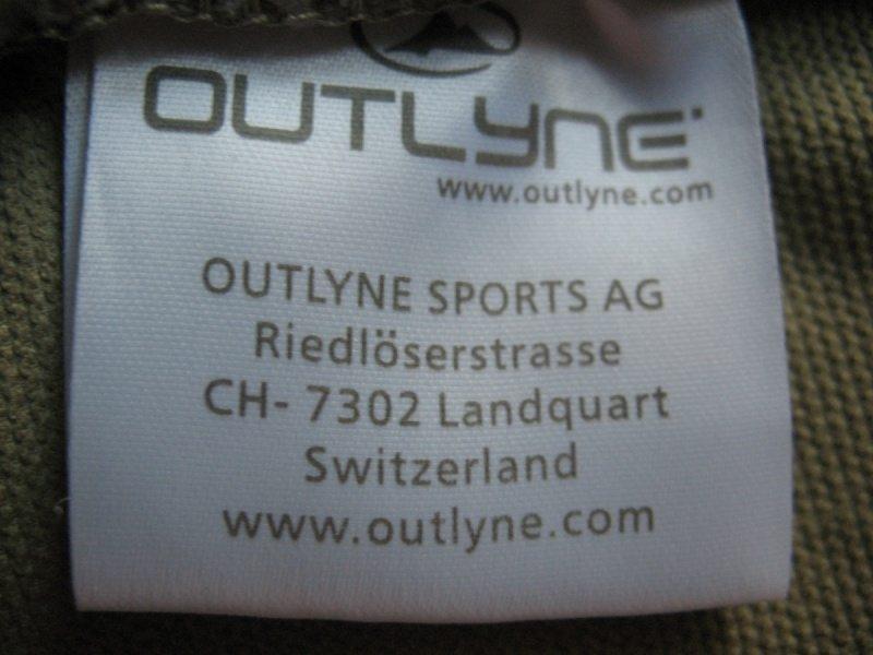 Шорты OUTLYNE shorts  (размер 52-XL) - 10