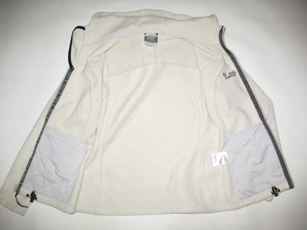 Куртка JACK WOLFSKIN luminario fleece jacket lady (размер S/M) - 6