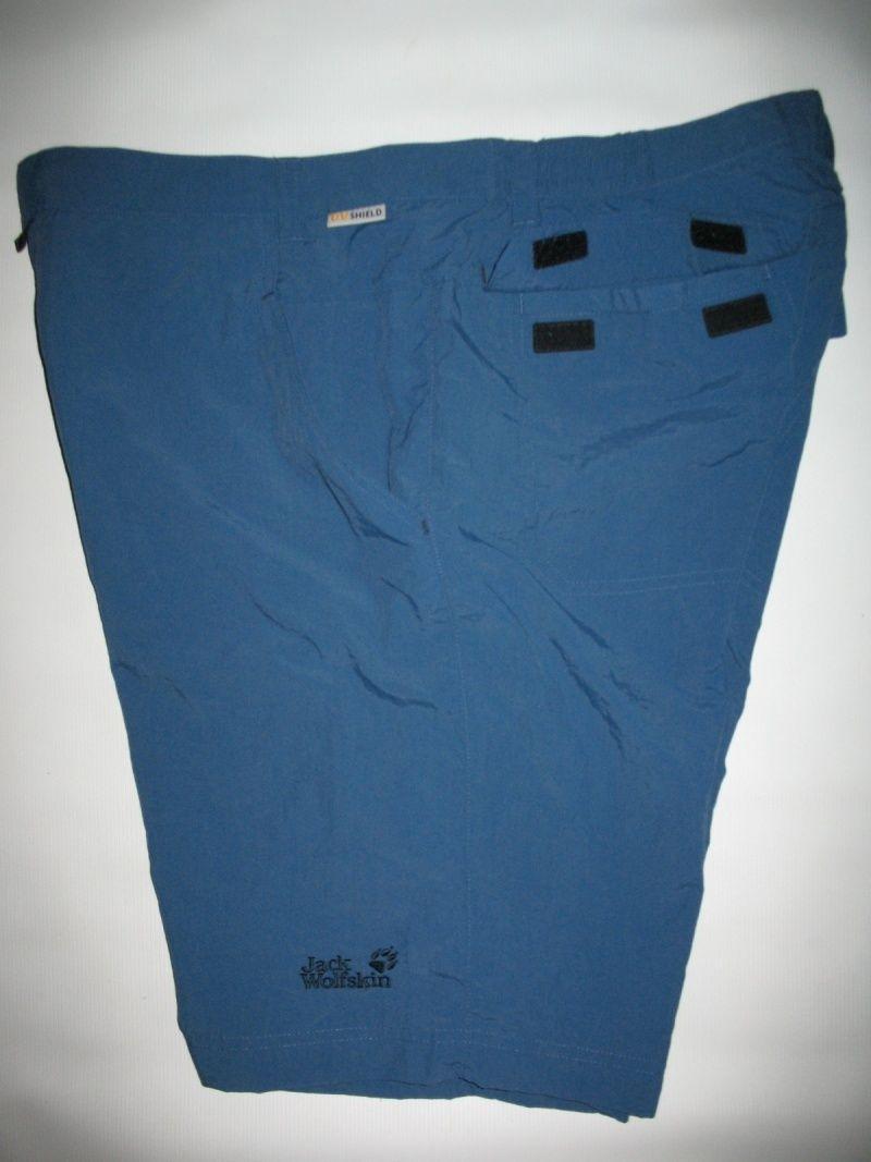 Шорты JACK WOLFSKIN rotorua shorts (размер 54-XL) - 7