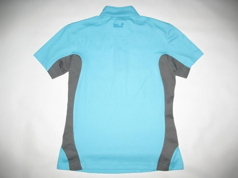 Футболка JACK WOLFSKIN shirts lady (размер S/M) - 1
