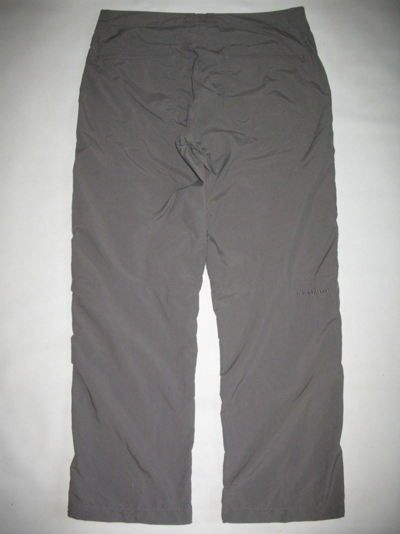 Штаны MAMMUT hose lang hiking pants lady (размер L/XL) - 2