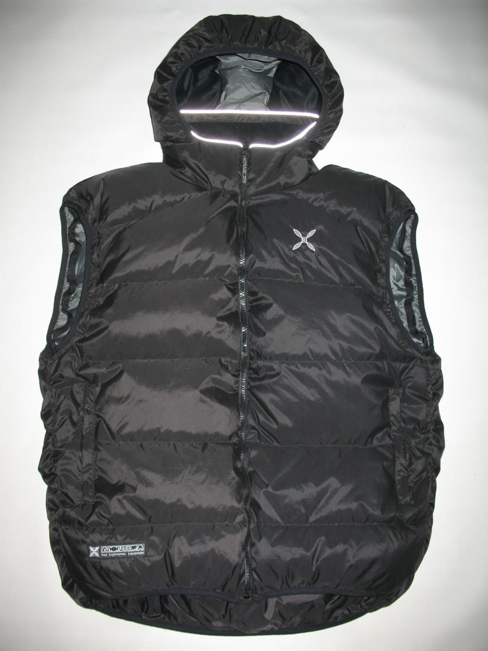 Куртка MONTURA down jacket (размер XL) - 2