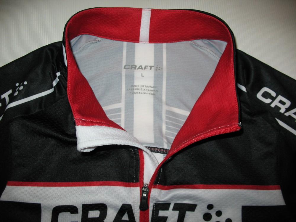 Веломайка CRAFT grand tour bike jersey (размер L) - 3