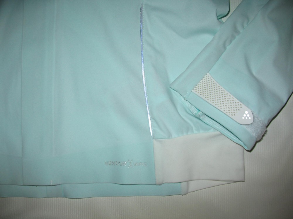 Куртка CRAFT elite run jacket lady (размер L/M) - 9