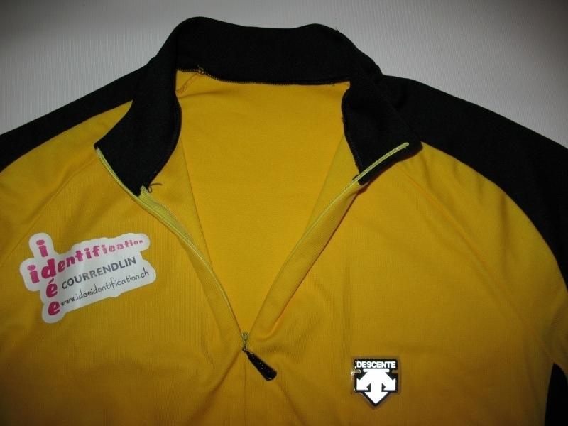 Футболка DESCENTE ecoliers (размер S) - 2