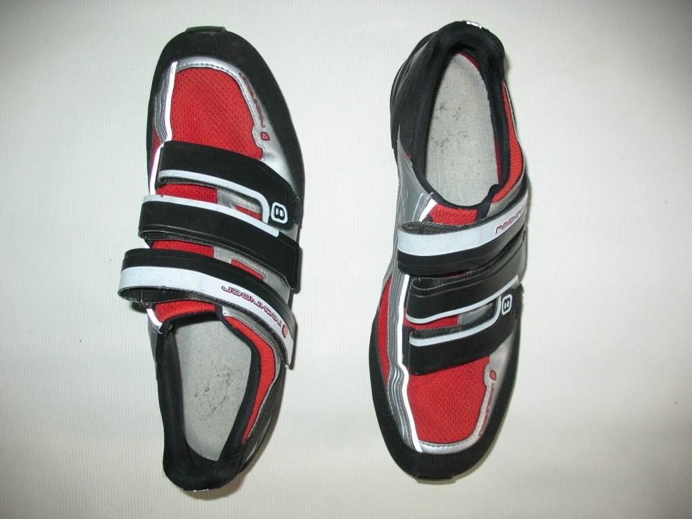 Велотуфли ROCKRIDER xc8 mtb shoes (размер UK9,5/US10/EU44(на стопу 280mm)) - 3